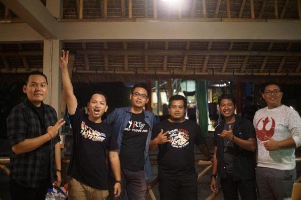 JR17 Band/inimusik/foto istimewa
