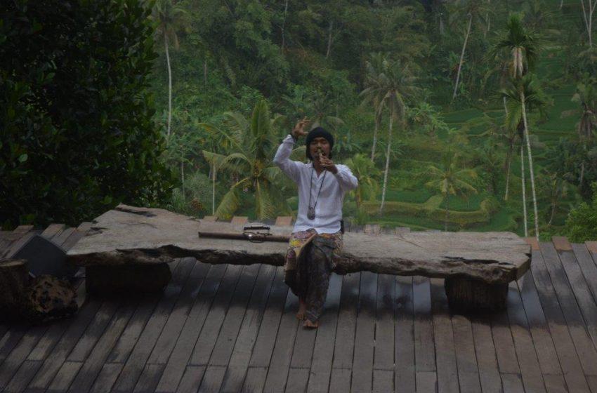 Gus Teja Uji Coba Bali Blues Festival Sebelum Tampil di Taiwan