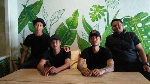 Ubud Band/ inimusik