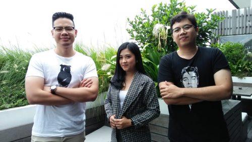 Pujaniya Metta dan founder KRSone/inimusik