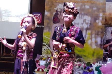 Melestarikan Bahasa Bali Lewat Lagu, Ini Kata Desu