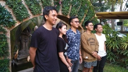 HarmoniA band bali/ harmonia single saling percaya/inimusik