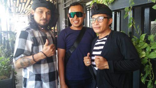 XXX band Bali/inimusik