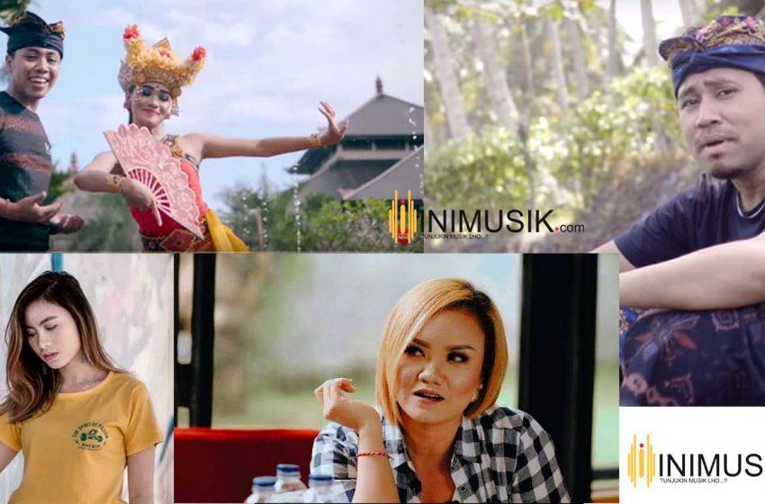 15 Lagu Bali Terpopuler di YouTube Sepanjang Tahun 2019