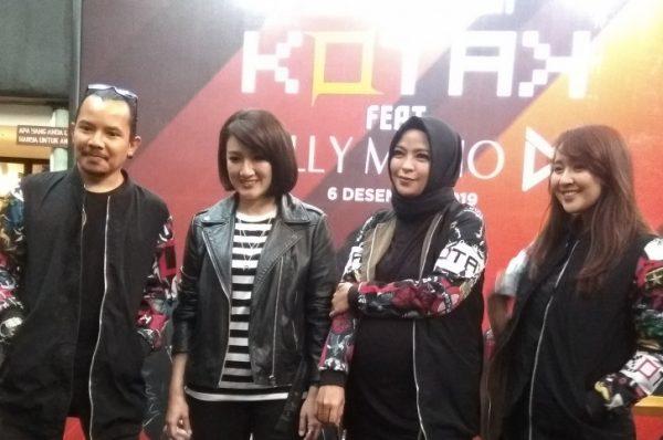 KOTAK Band feat Melly Mono/ inimusik/ foto by istimewa