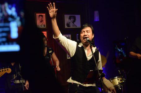 Katon Bagaskara saat tampil di Modus Bali/inimusik/ foto by Virgilius Gheryl Ngalong