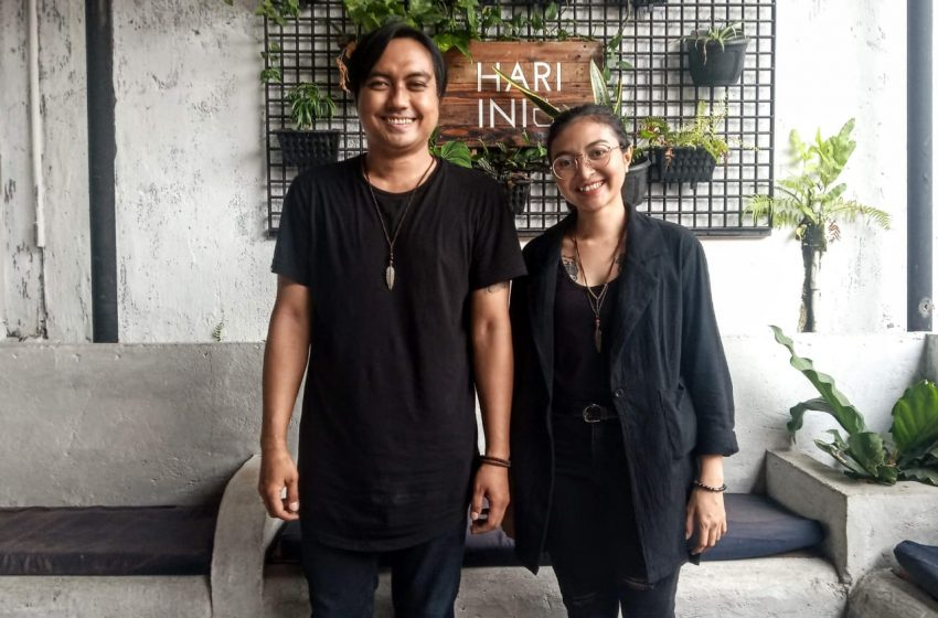 Ni Kadek Ari Krisnayanti (Aik) dan Ardy Zulkarnaen (Ardy)/Soul and Kith/ inimusik