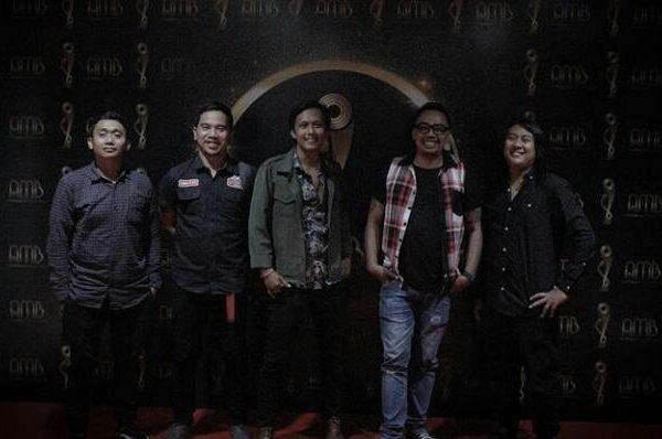 Ake Buleleng saat menghadiri Anugerah Musik Bali 2020/ inimusik