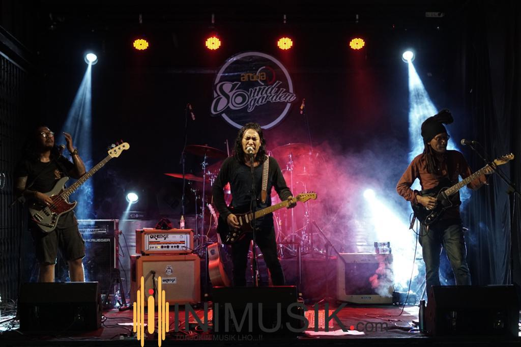Navicula Gelar Live Konser di Tengah Wabah Covid-19