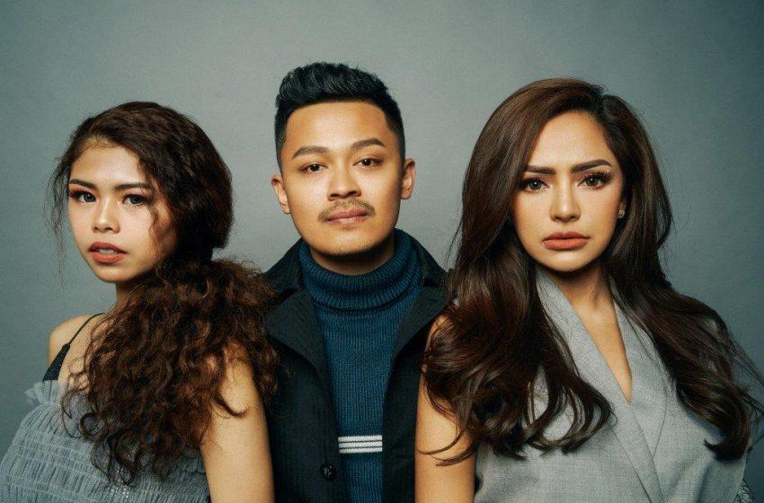 Raki a.k.a Nnytsx, Zhela dan DJ Yasmin/ foto by istimewa/ inimusik