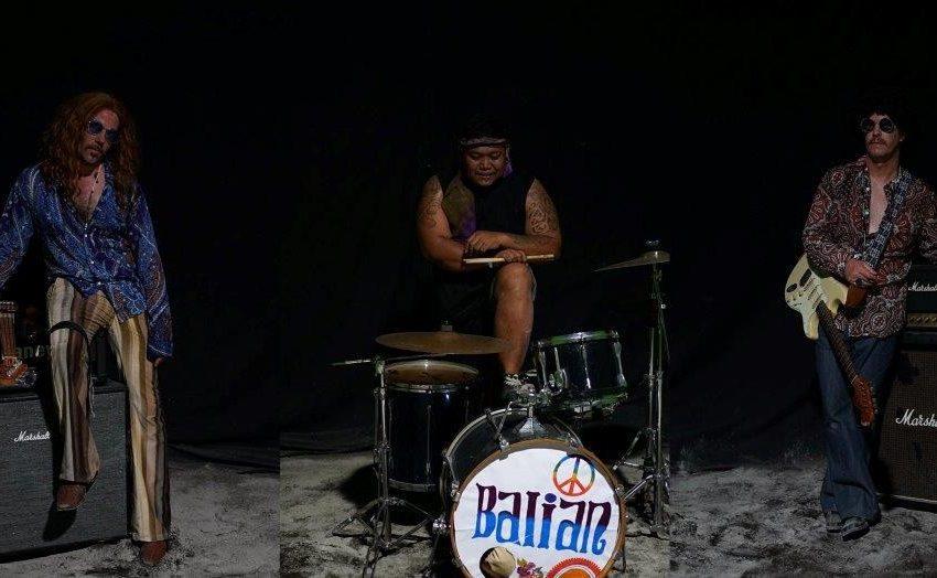 "Balian Rilis Album ""Kingdom of Dogs"" melalui Live Streaming Concert"