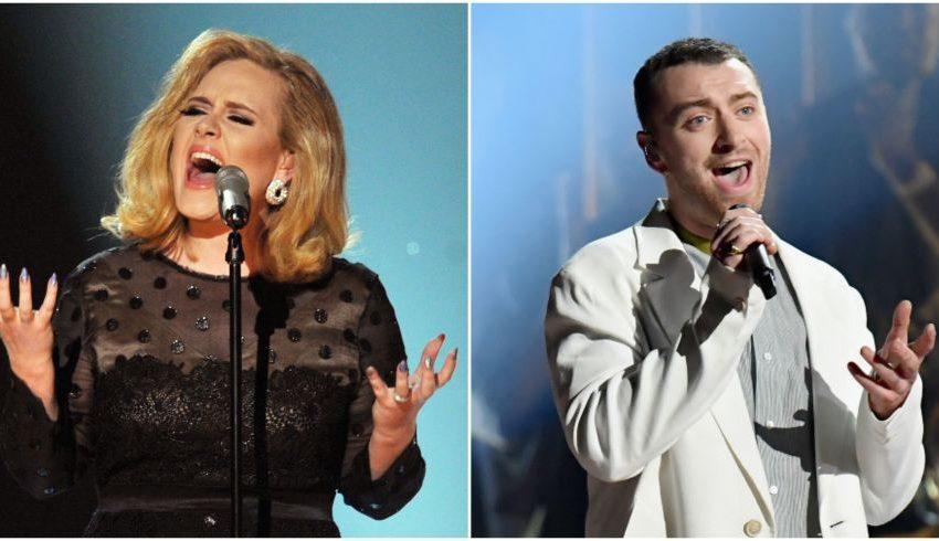 Konspirasi Adele dan Sam Smith, Menurut Kalian?