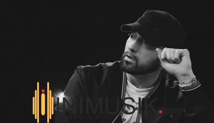 Eminem Patahkan Rekor Sendiri Lewat Lagu Godzilla