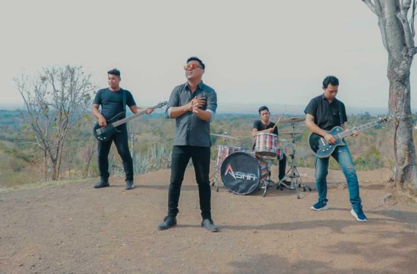 Asha Band Bali Perkenalkan Single Perdana Lakar Satya